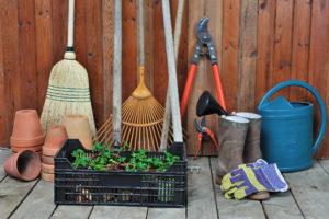 подготовка садового инструмента к дачному сезону